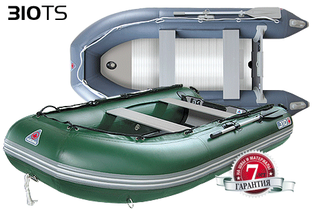 диаметр надувной лодки